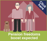 Big Business Boost From New Pension Freedoms